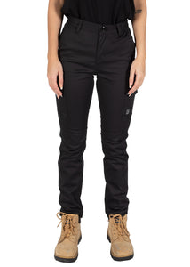 Unit Ladies Workwear Pant - Cargo - Staple