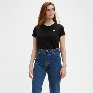 Levi's tee cotton perfect logo fit tee