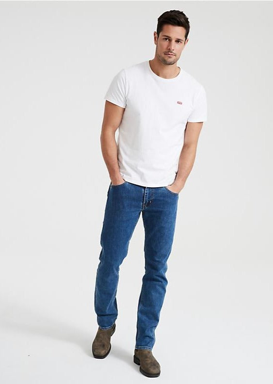 The Levi's workwear jean, work jeans, slim workwear