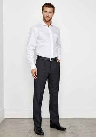 Mens Pleat Pant