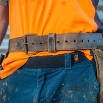 Load image into Gallery viewer, Tradies Gear No Buckle Belt