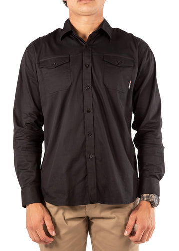 Unit Craftman Mens Shirt L/S