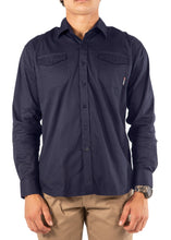 Load image into Gallery viewer, Unit Craftman Mens Shirt L/S