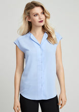Load image into Gallery viewer, Lily Ladies S/S Blouse