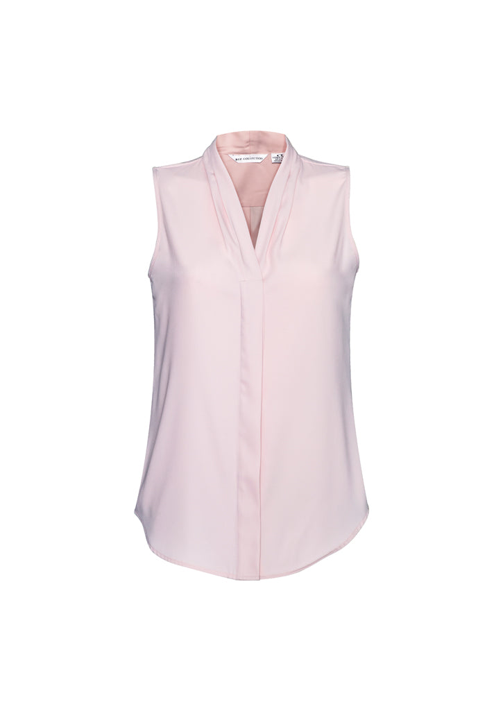 Madison Sleeveless Blouse