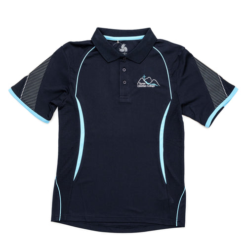 Tcc Mens Sports Polo