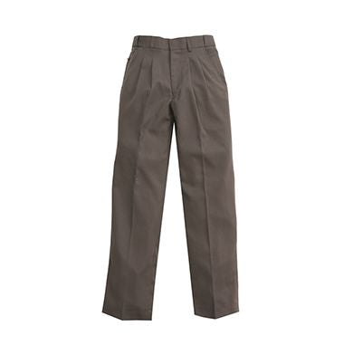 Grey Boys School Pants