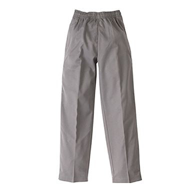 Boys Grey Pants