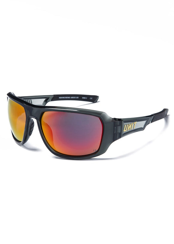 Mens Safety Eyewear - Storm - Crystal Smoke