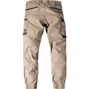 FXD Stretch Work Pants With Cuff