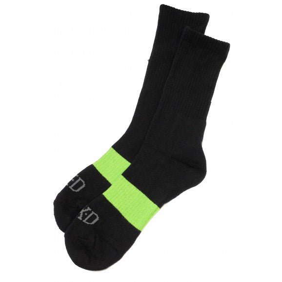 FXD Crew Long Socks 5 Pack