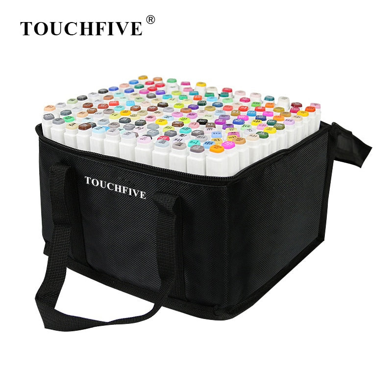 Touch FIVE Colors Marker Set