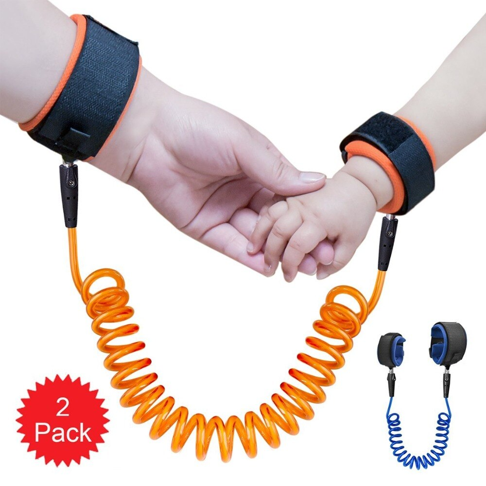 2 Pack Child Anti Lost Strap