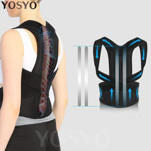 Adjustable Posture Corrector - [WORK FROM HOME ESSENTIAL]