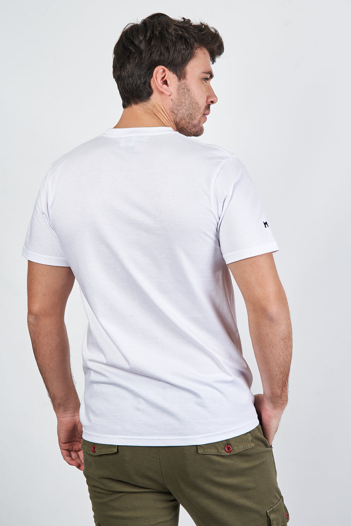 Camiseta Looney Blanca