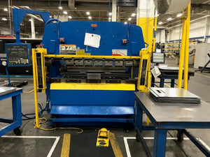 88 Ton Amada RG-80S CNC Press Brake, Stock 1128