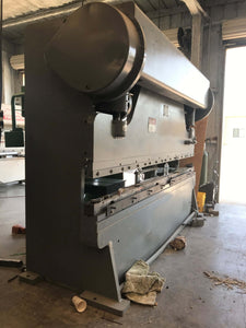 12' x 90 Ton Verson Mechanical Press Brake, Stock 1166