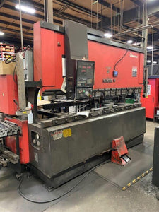 138 Ton Amada FBD-1253 Press Brake, Stock 1154