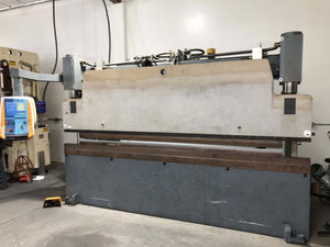150 Ton x 12' Atlantic Hydraulic Press Brake, Stock 1114