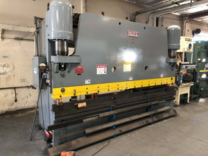 300 Ton x 14ft Pacific 300-14 Hydraulic Press Brake, Stock 1155