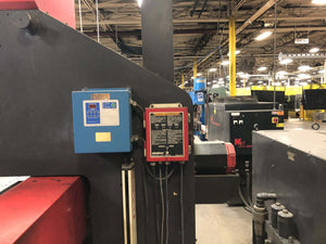 33 Ton Amada Vipros 357 Queen CNC Turret Punch, Stock 1149