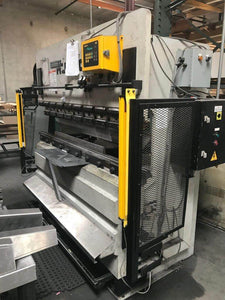 44 Ton x 6' Hurco PH 40-20 Hydraulic CNC Press Brake, Stock 1164