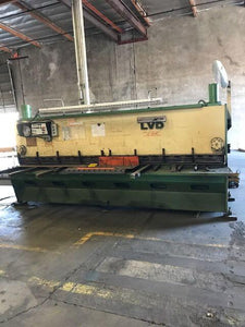 "13' x 1/4"" LVD Hydraulic Shear, Stock 1140"
