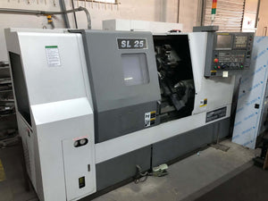 Samsung SL-25B/500 CNC Turning Center, Stock 1126