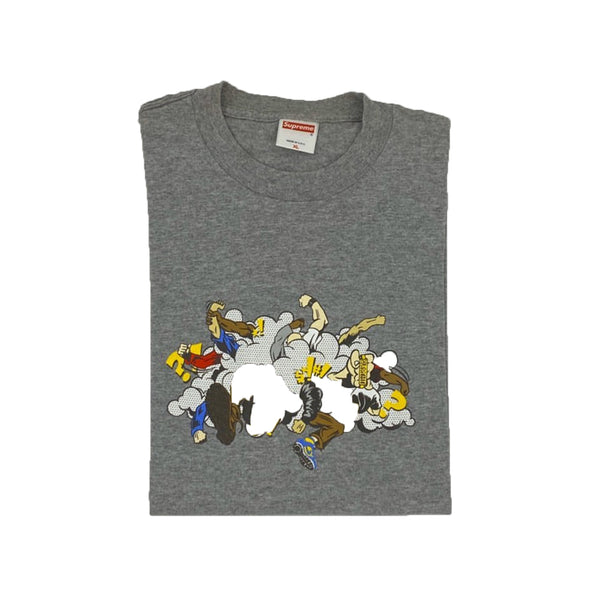 "Supreme ""Cartoon Fight"" Tee - Size XL"
