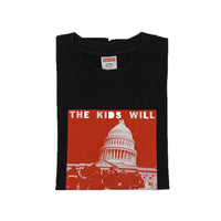 "Supreme ""The Kids Will Have Their Say"" Tee - Size S"