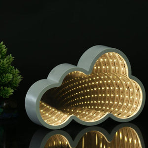 Infinity Cloud Mirror