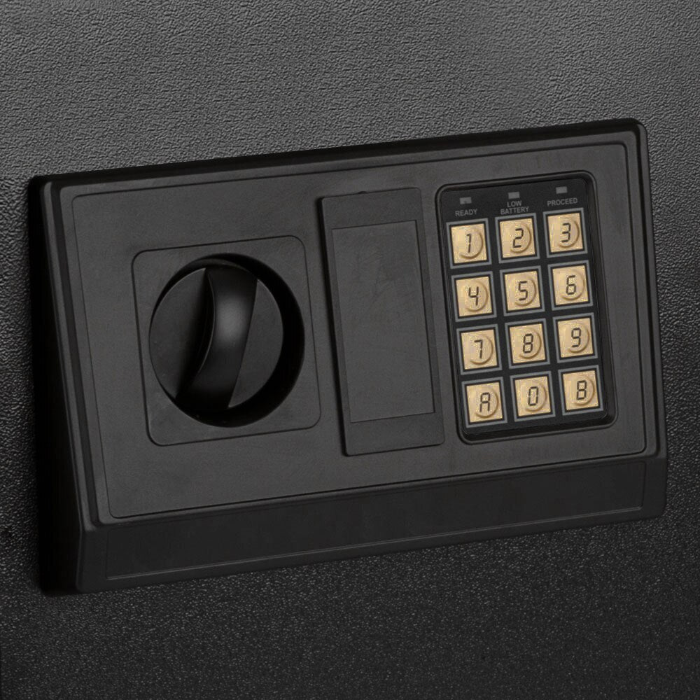 Home Safe Electronic Password Steel Plate