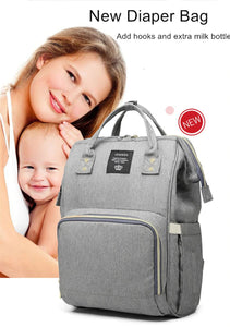 USB Large Capacity Baby Bag