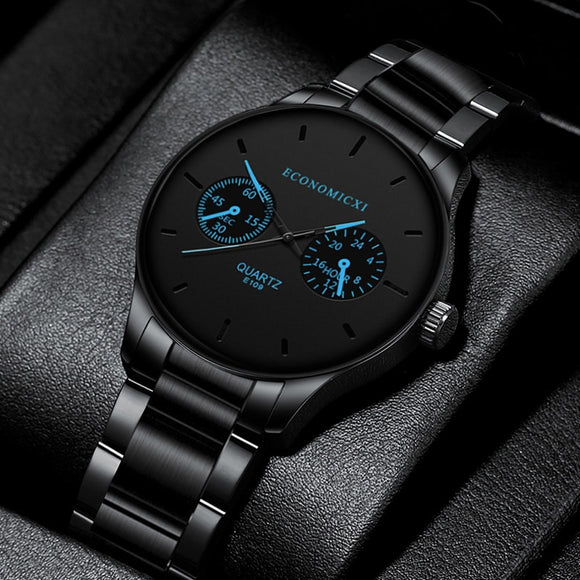 Luxury Quartz Men's Watch Relogio Masculino