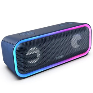Deep Bass Mixed Colors Lights Speaker