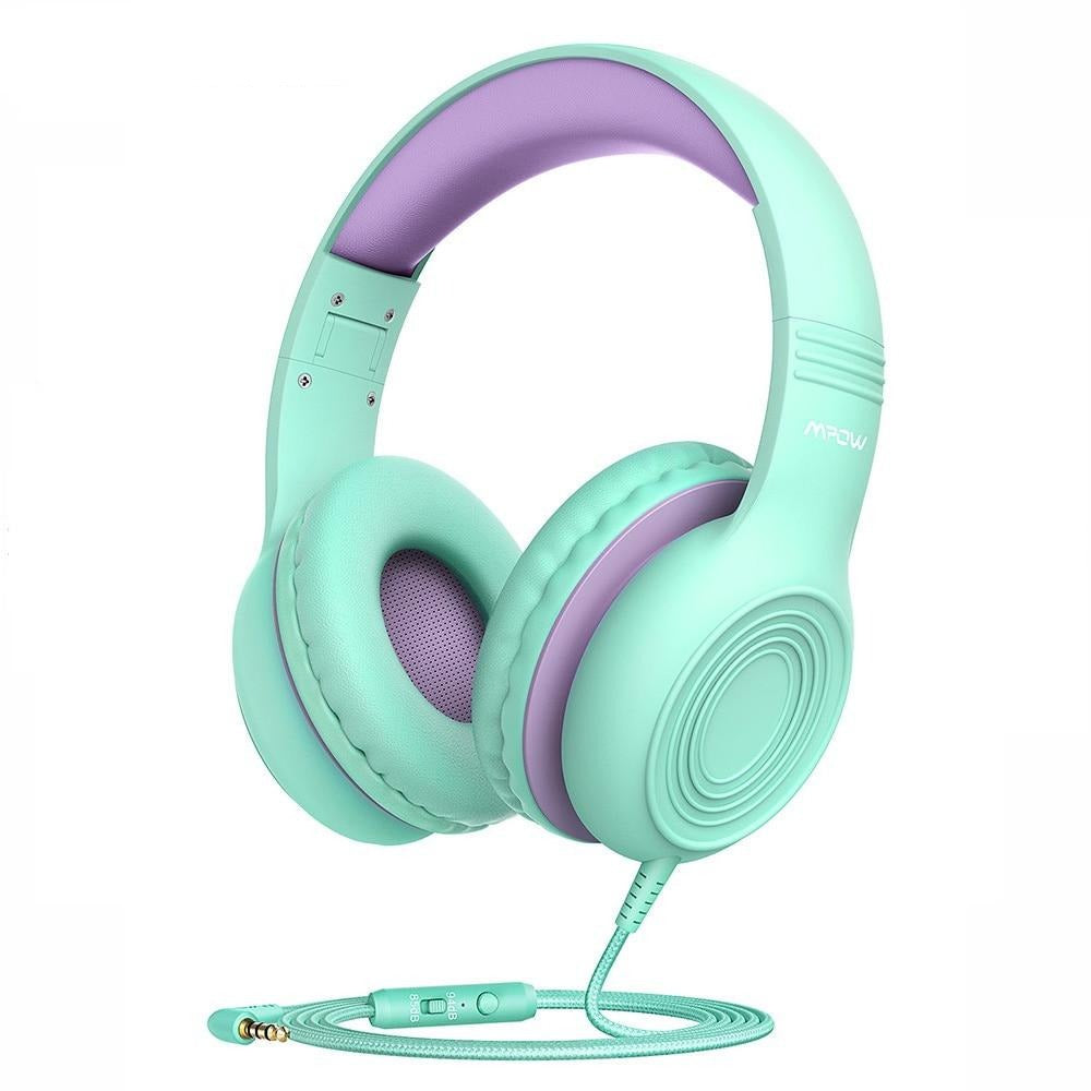 Cute Kids Foldable Headphone