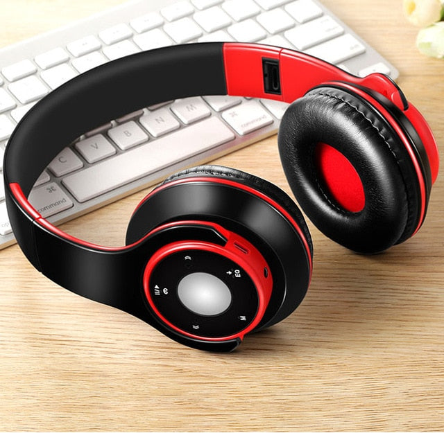 Foldable Colorful Wireless Stereo Bluetooth