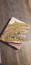 Load image into Gallery viewer, Royal 3D Geode!!