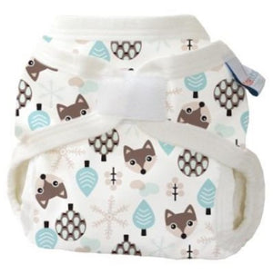 Bubblebubs PUL Gusseted Cover NEWBORN