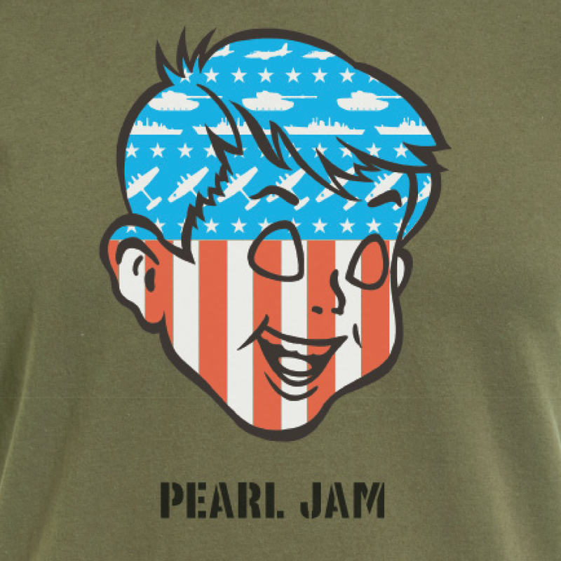 Pearl Jam T-Shirts