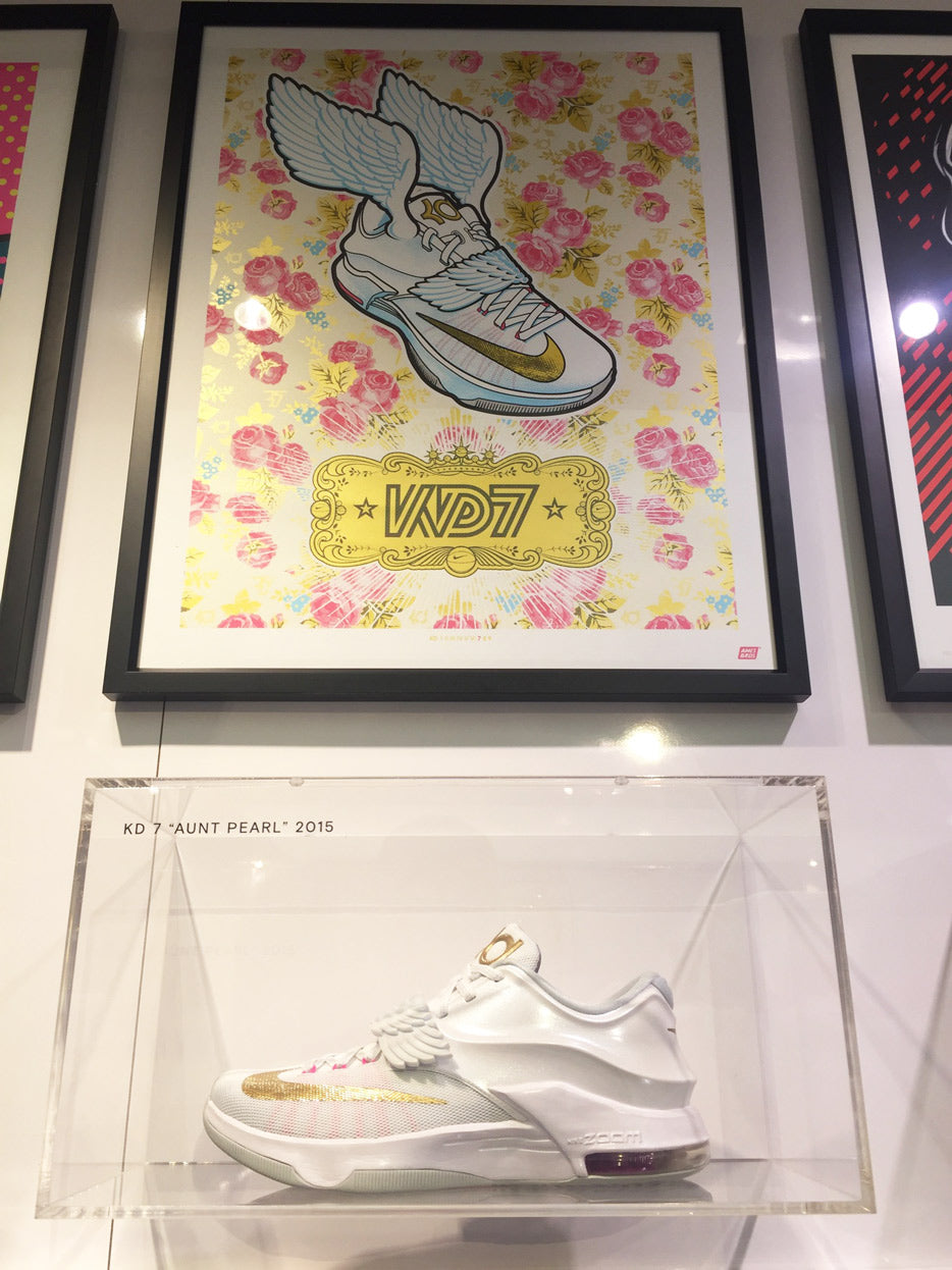 "KD 7 ""Aunt Pearl"" Poster by Ames Bros"