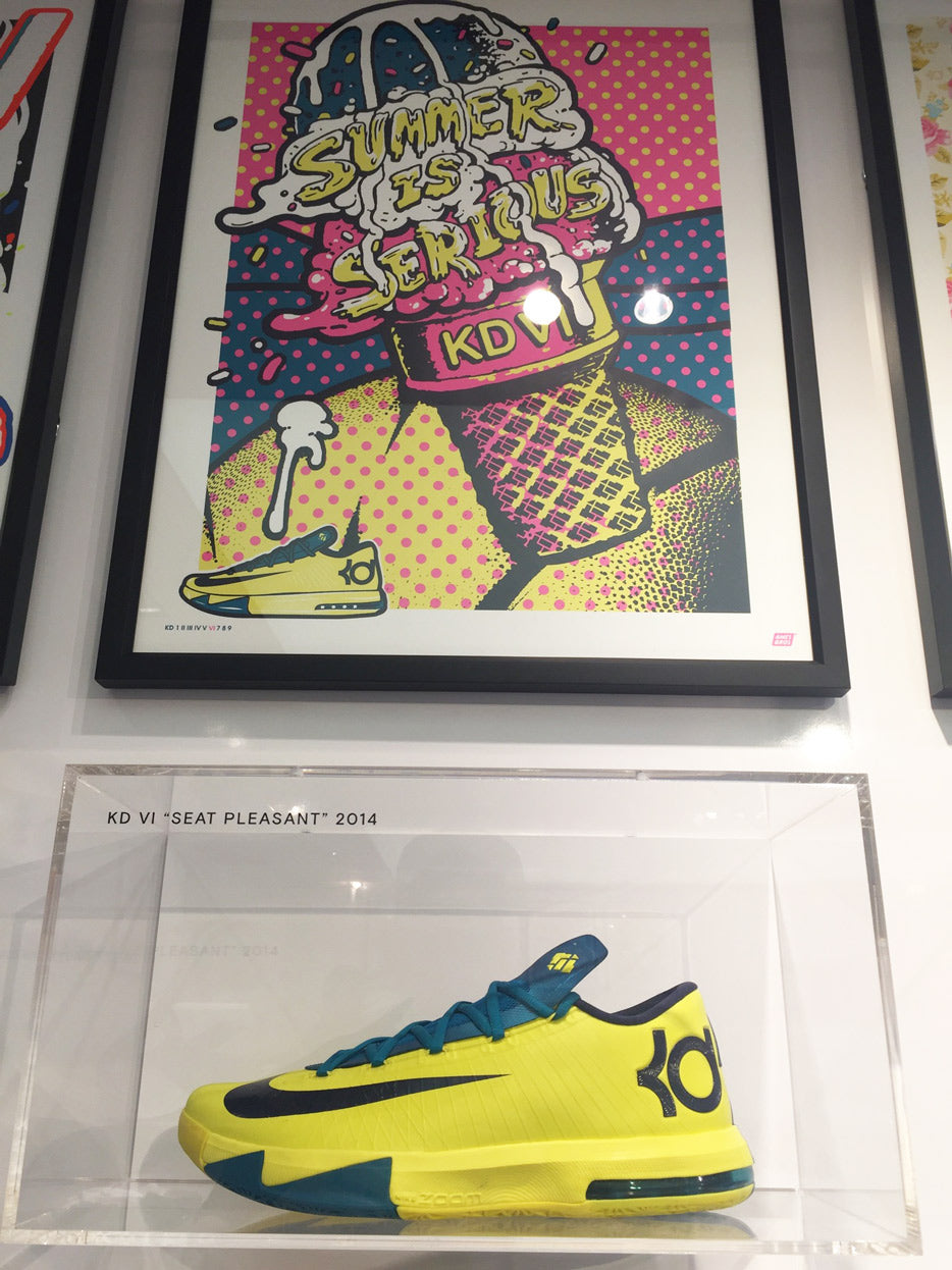 "KD VI ""Seat Pleasant"" Poster by Ames Bros"