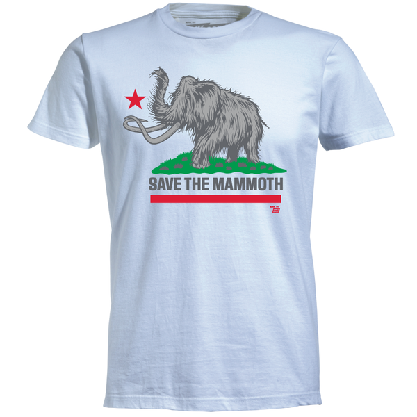 Ames Bros Save The Mammoth T-Shirt
