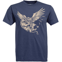 Ames Bros Tiger vs Vulture T-Shirt (Coming Soon)