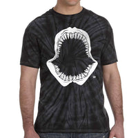 Open for Biz Tie-Dye T-Shirt