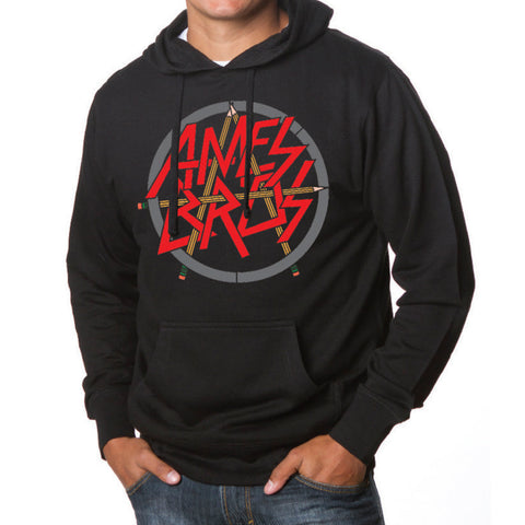 Ames Bros Art Slayer Pullover Hoodie