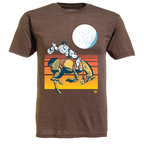 Ames Bros Space Cowboy T-Shirt