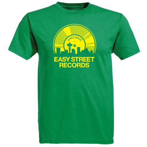 Ames Bros Easy Street Records T-Shirt