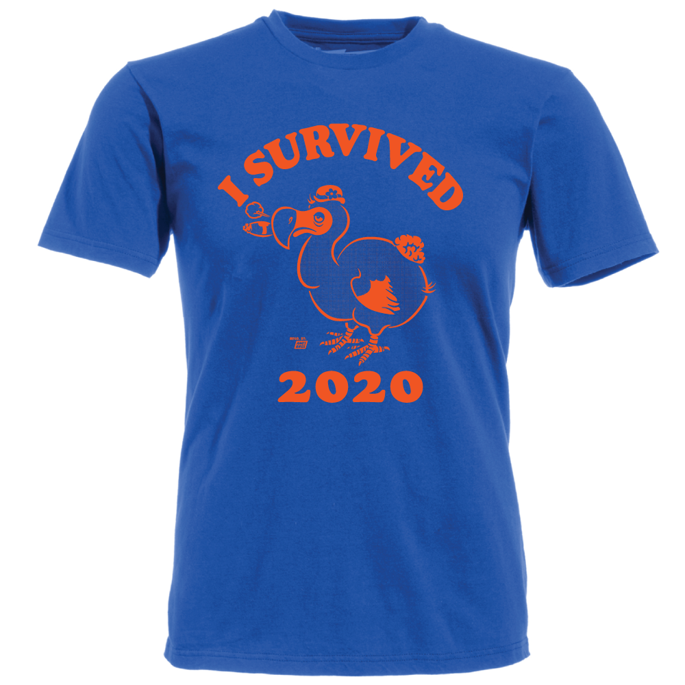 Ames Bros I Survived 2020 T-Shirt