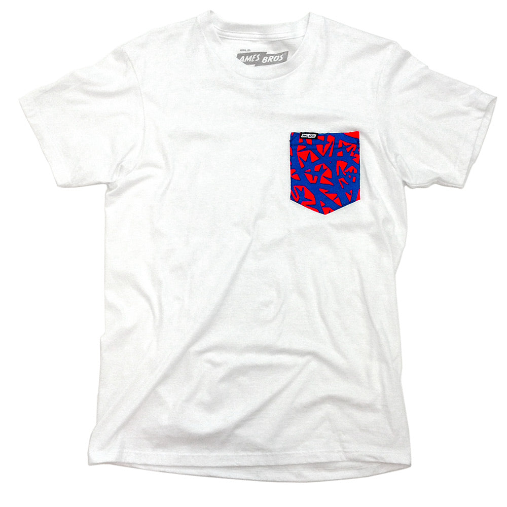 Ames Bros Thorny Pocket Tee